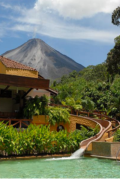 Spa Vacations in Costa Rica
