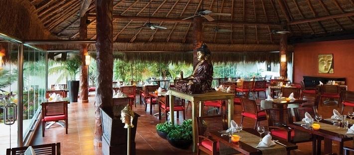 Kampai Pacific Rim Restaurant Oriental Cuisine At El Dorado Royale