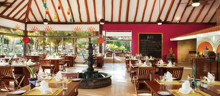 Authentic Mexican Cuisine at El Dorado Royale