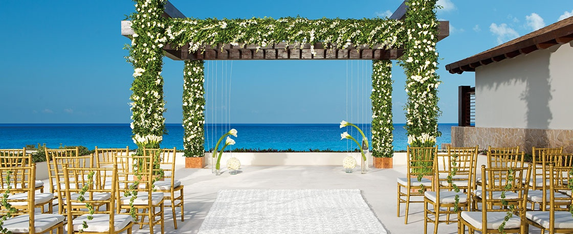 Secrets Playa Mujeres Mexico for Destination Weddings